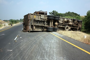 Causes of fatal truck accidents