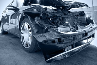 The value of a car accident