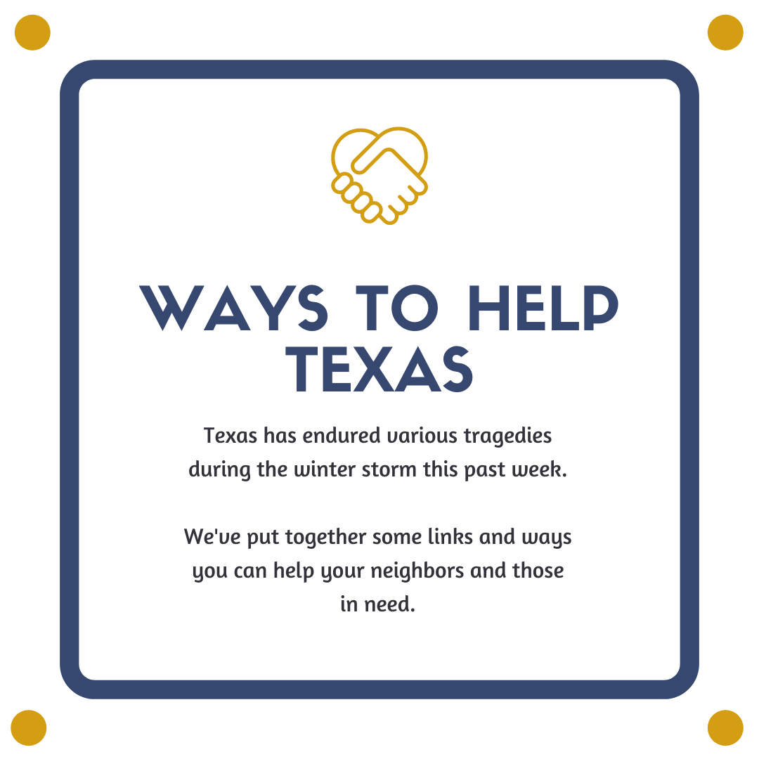 Ways to Help North Texas Parker Law Firm