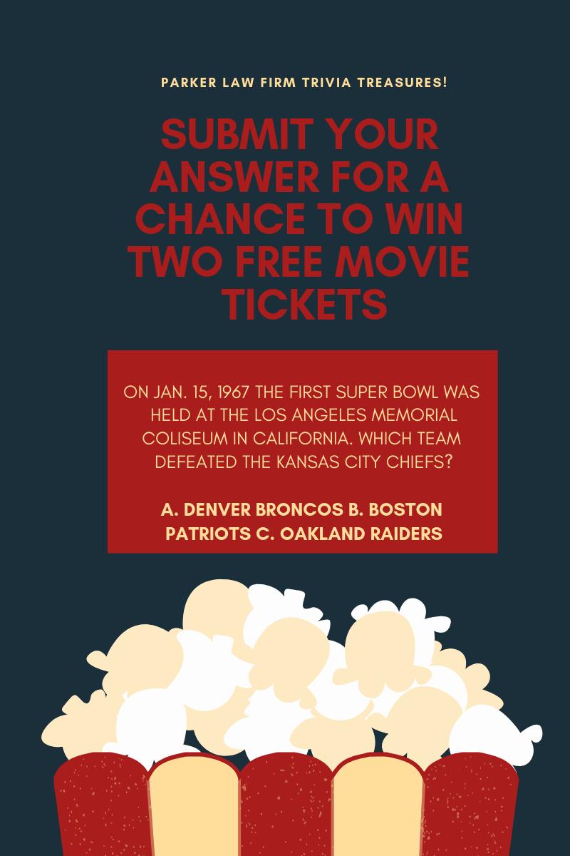 Win Bedford movie tickets