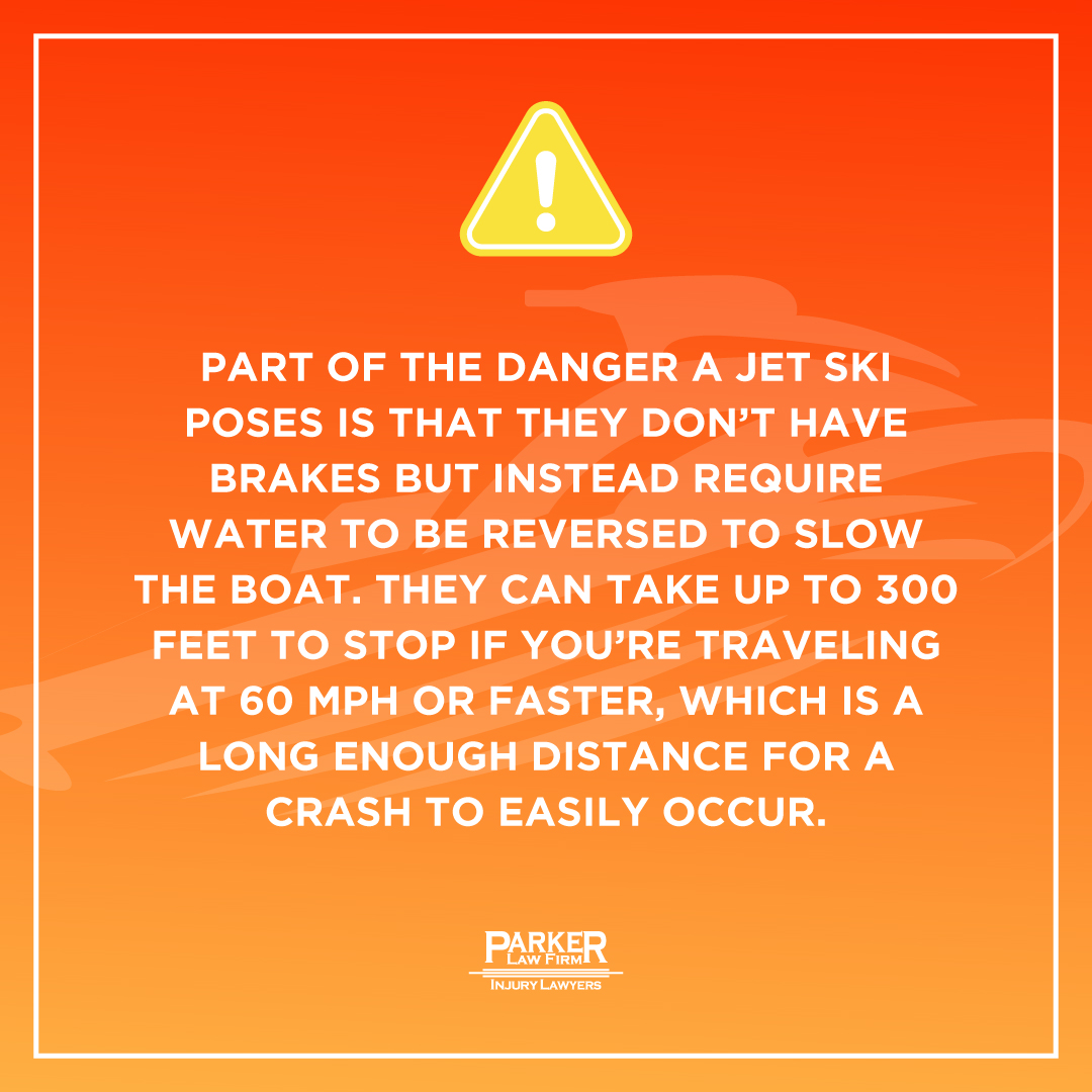 Why Are Jet Skis So Dangerous on North Texas Waters Texas Personal Injury Lawyer Parker Law Firm