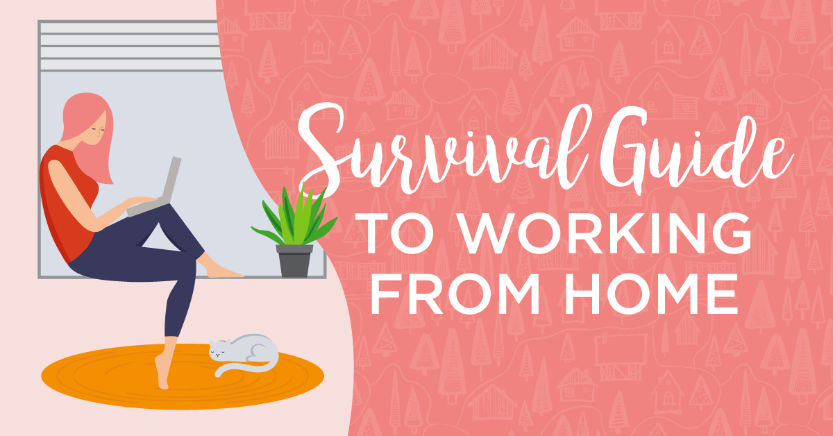 Survival Guide To Working At Home Parker Law Firm