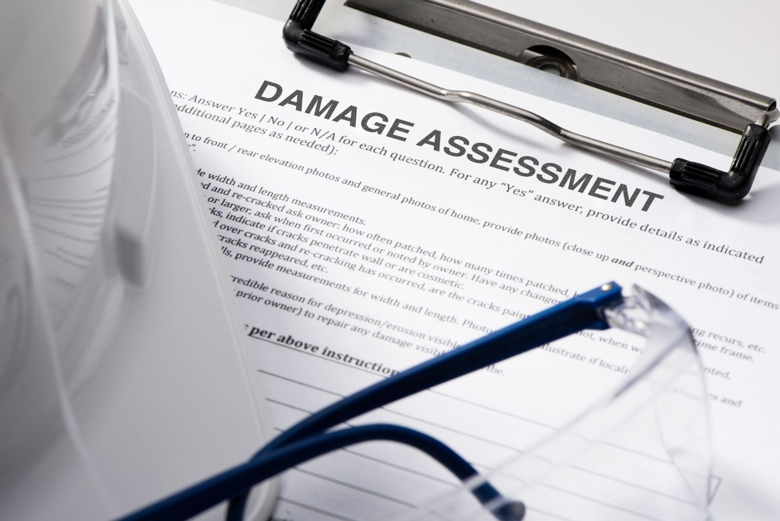 Hurricane damage assessment for fort lauderdale home insurance attorney