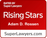 Adam Rossen is a criminal defense attorney selected as a Super Lawyers Rising Star 2021