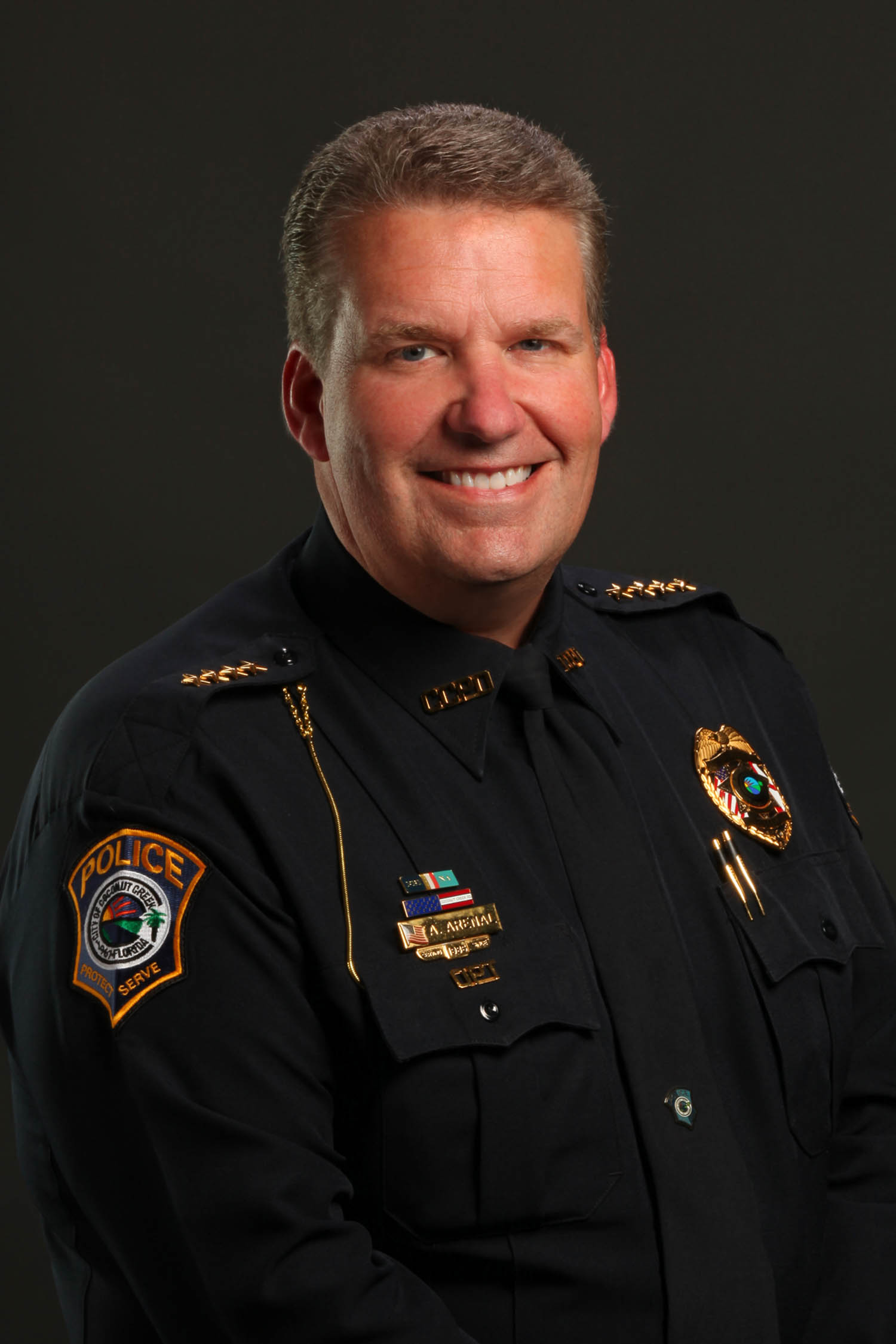 Coconut creek police chief - criminal defense attorney can defend your rights