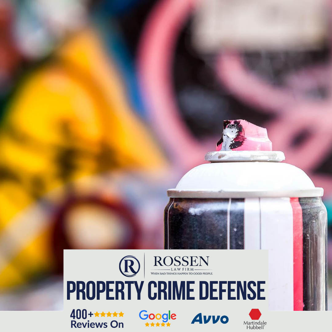 When It Comes to Criminal Mischief (Vandalism), Two People Can Be Charged Differently for the Exact Same Crime