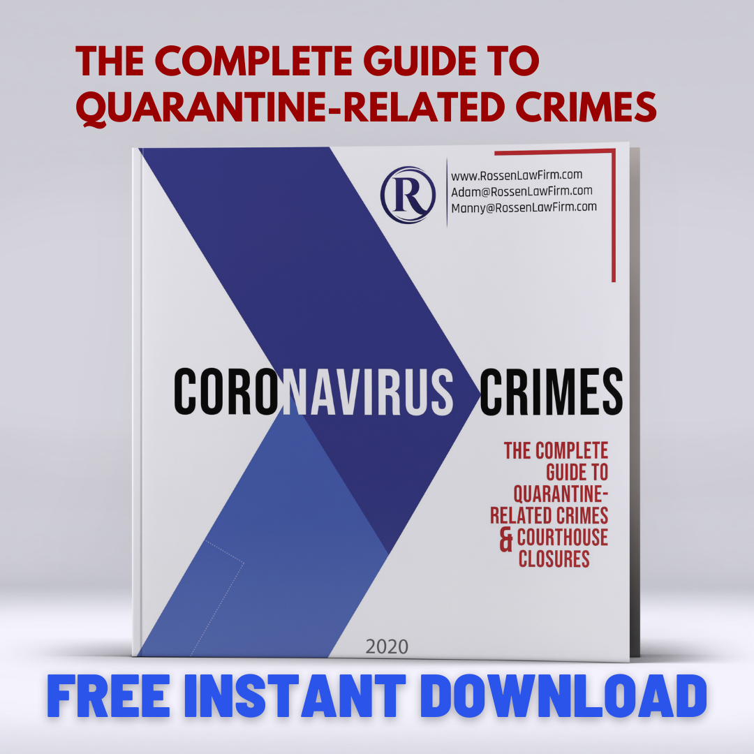 free coronavirus crimes guide - instant download
