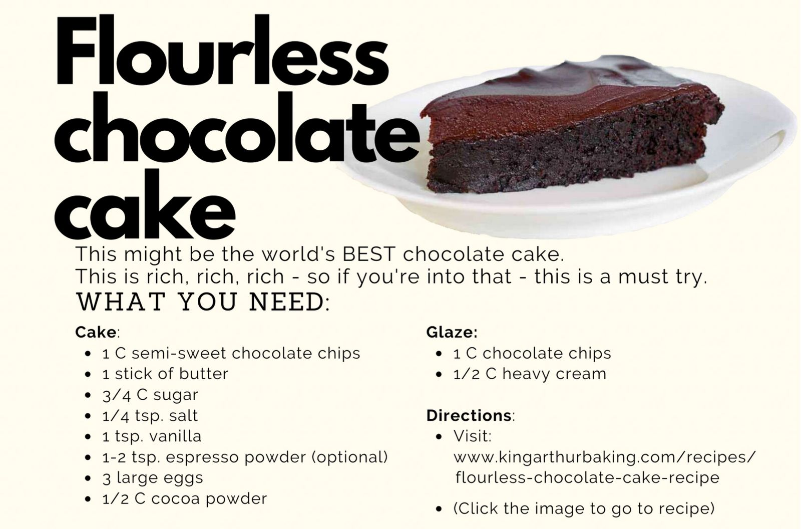 At home valentine's day guide for a romantic at home, covid safe date night. click this image for a flourless chocolate cake recipe.