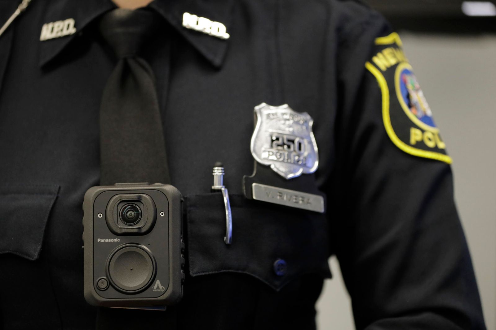 Fort Lauderdale Body Cameras on Police Officers in South Florida