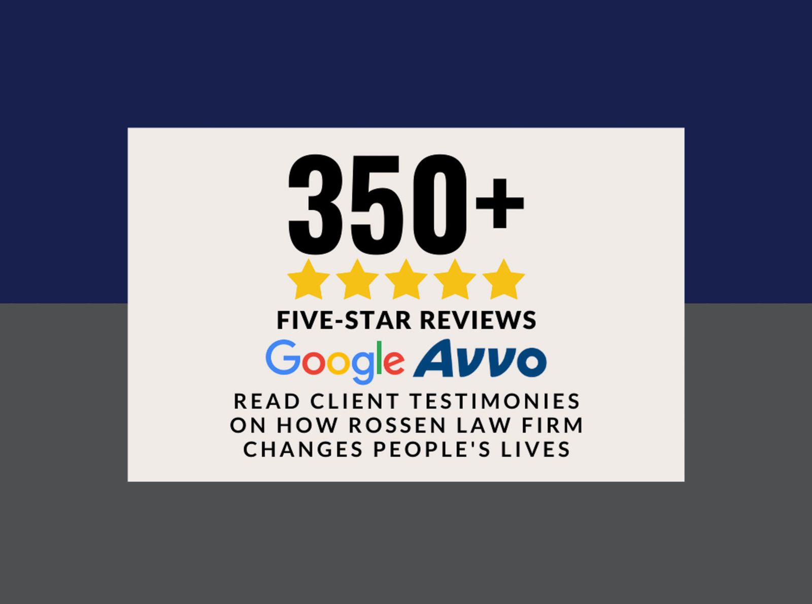 Insurance Fraud Defense Attorneys get five star reviews from clients in Fort Lauderdale