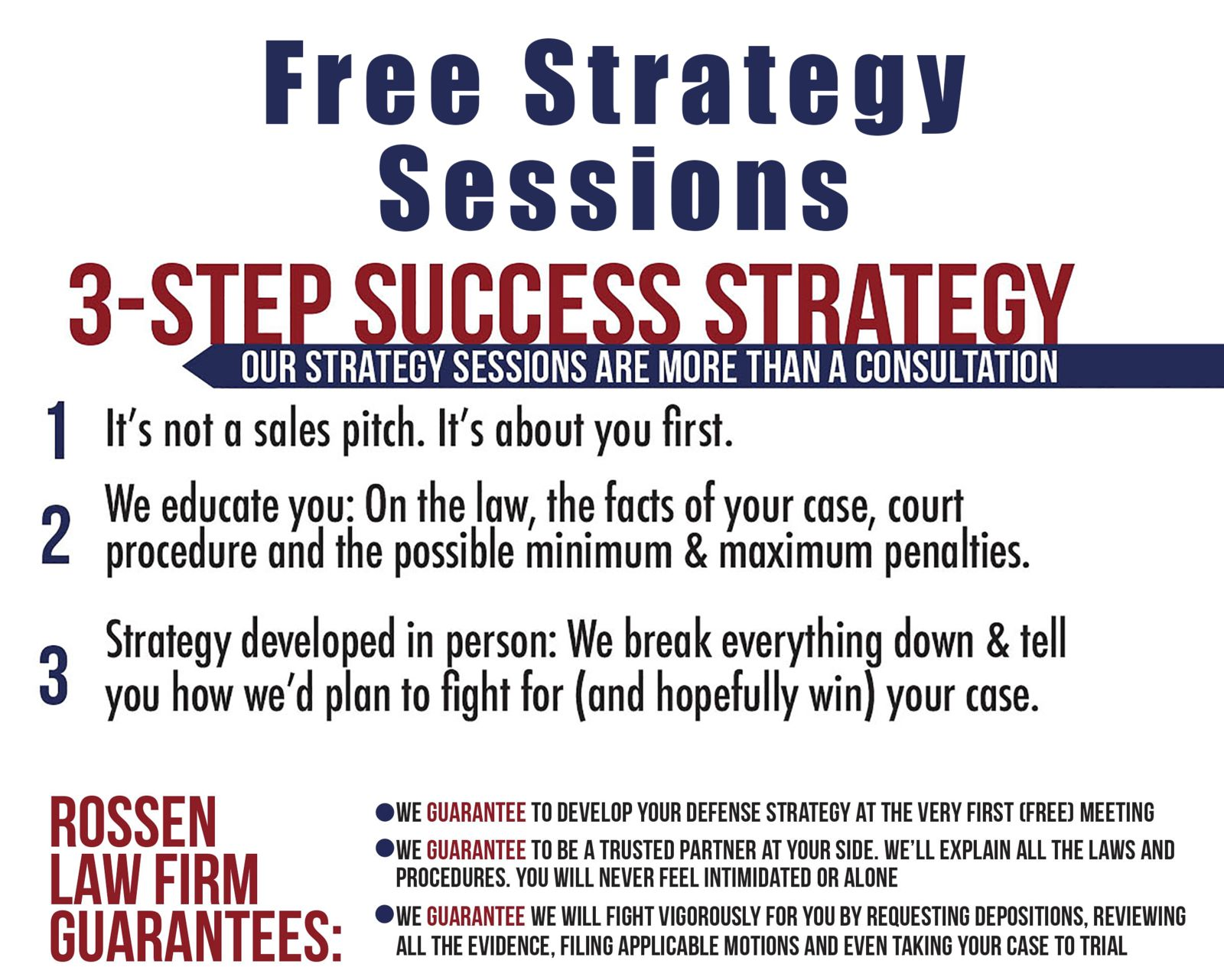schedule a free strategy session with the best criminal defense attorneys in Fort Lauderdale