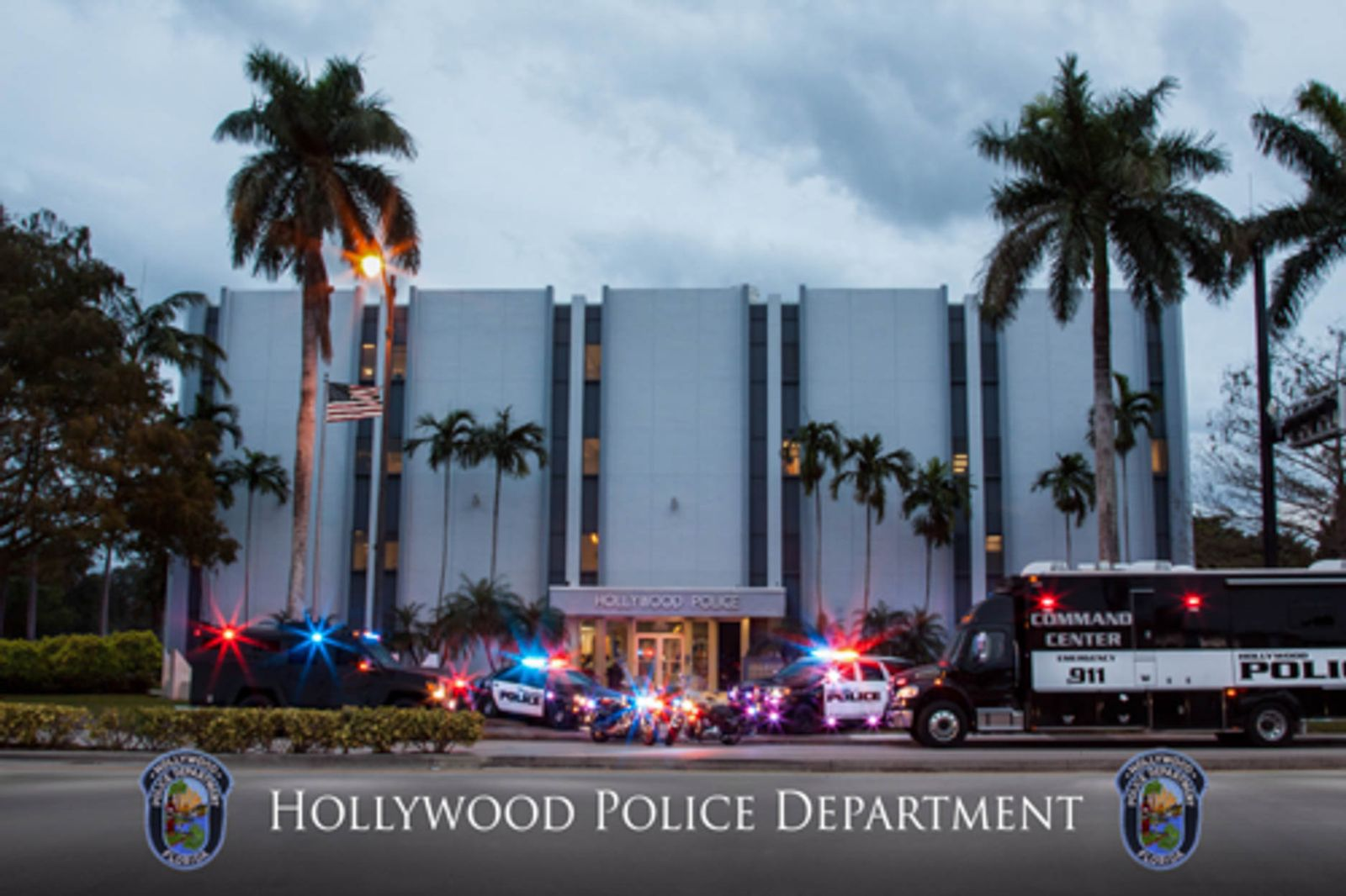 Hollywood Police Department - if charged with a crime contact a hollywood criminal defense attorney