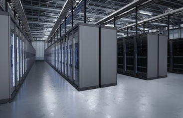 Large Data Center in Northern Virginia