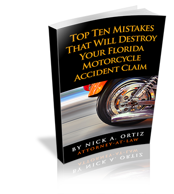 Top 10 Mistakes That Will Destroy Your Florida Car Accident Claim