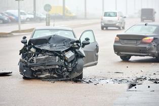 Multi-car accidents
