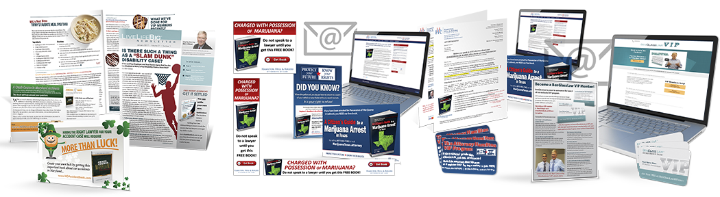 Attorney Marketing Packages Montage