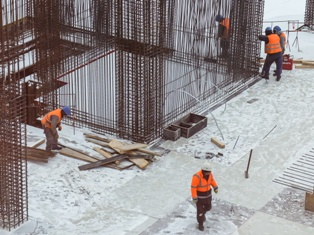 Cold Weather Injuries and New York Construction Sites