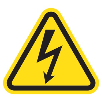 Electrocution Sign