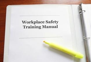 Workplace Safety Training Manual Binder Hofmann & Schweitzer
