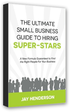 Hiring Super-Stars Book Cover