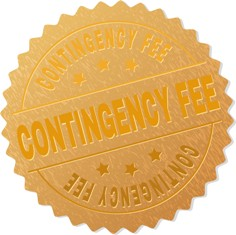 Contingency Fee Stamp
