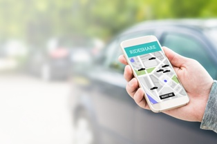 Who Is Responsible for Paying for Your Injuries After a Rideshare Car Accident?