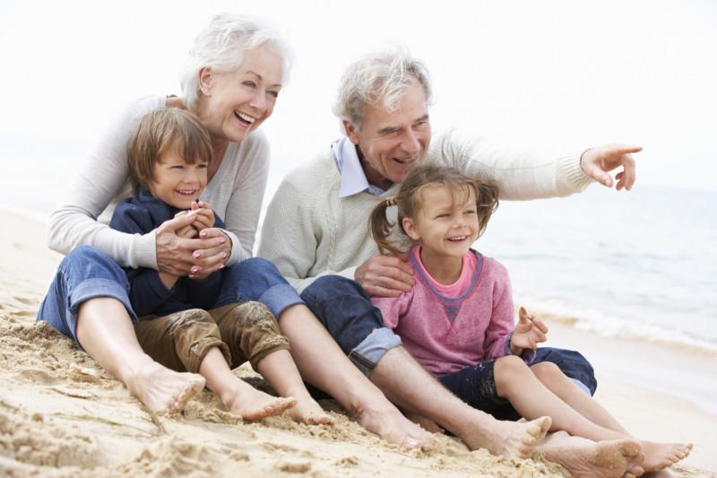 understanding the grandparent grandchild relationship
