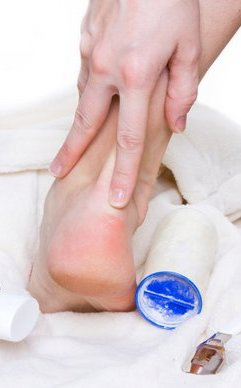 Podiatrist Callus Treatment