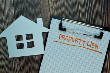Ohio attorney for property lien