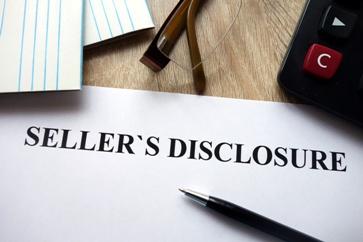 Seller's Disclosure Paperwork