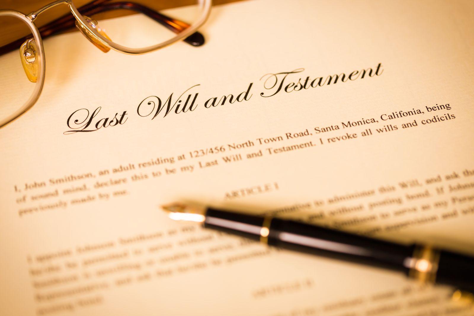 ohio estate planning attorney