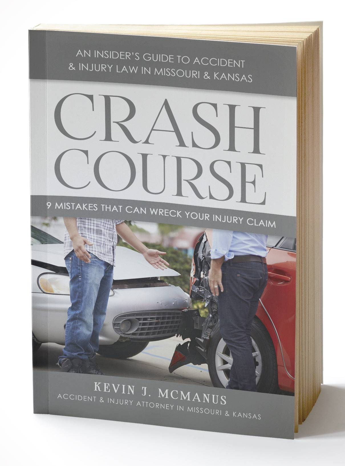 book by personal injury lawyer for kansas city injury accidents