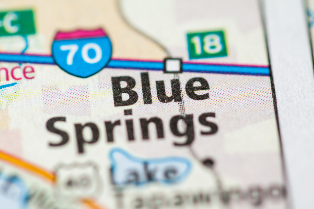 Blue Springs, Missouri Car Accident Attorney