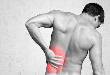 back pain after a kansas city car accident