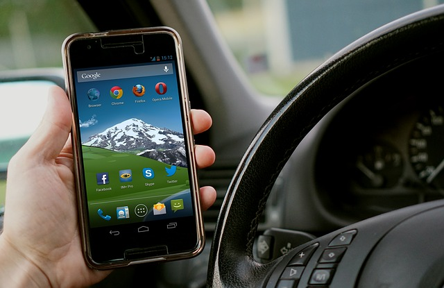 Kansas City distracted driving car accident attorney