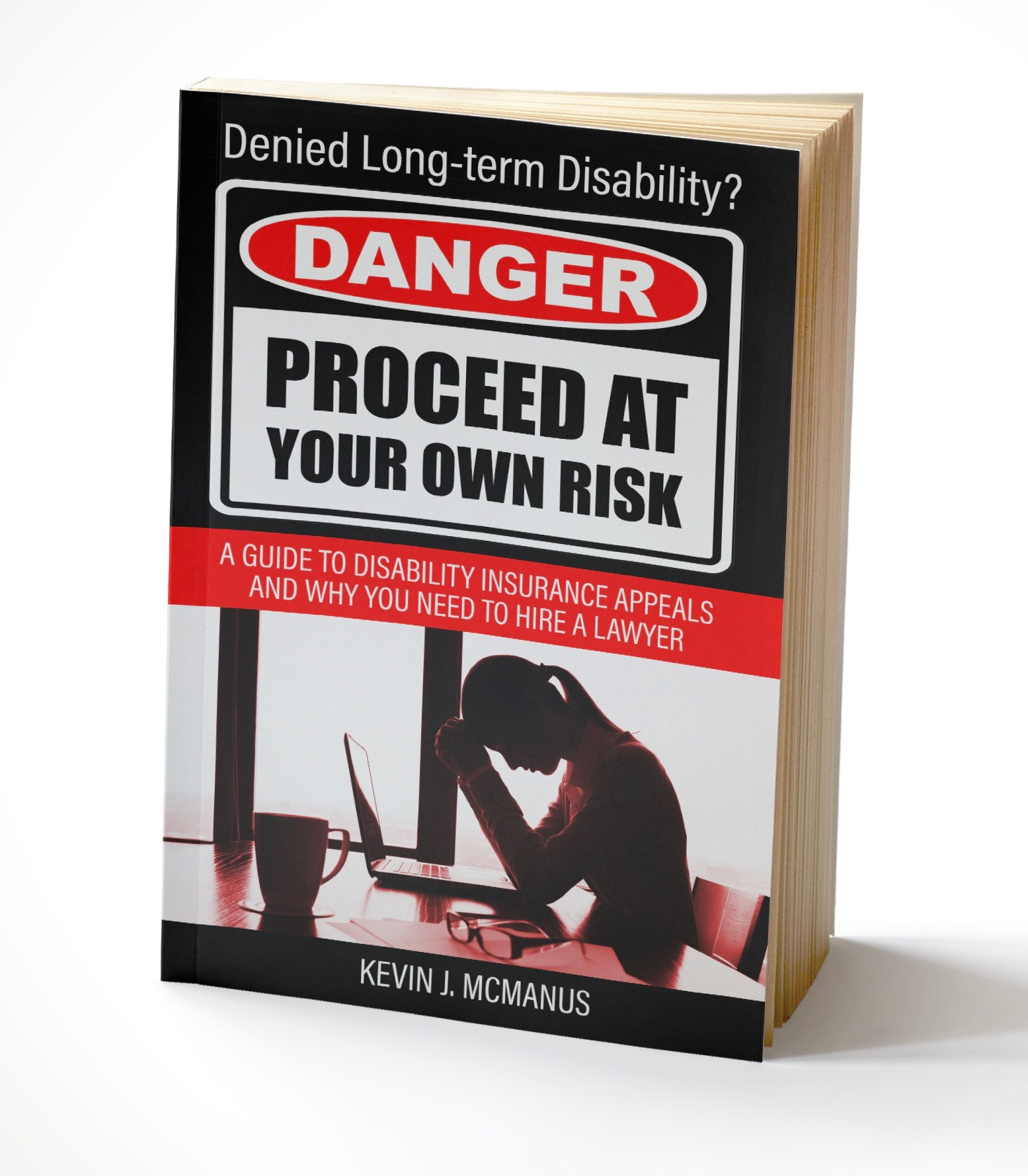 long term disability attorney book for appeals after denial