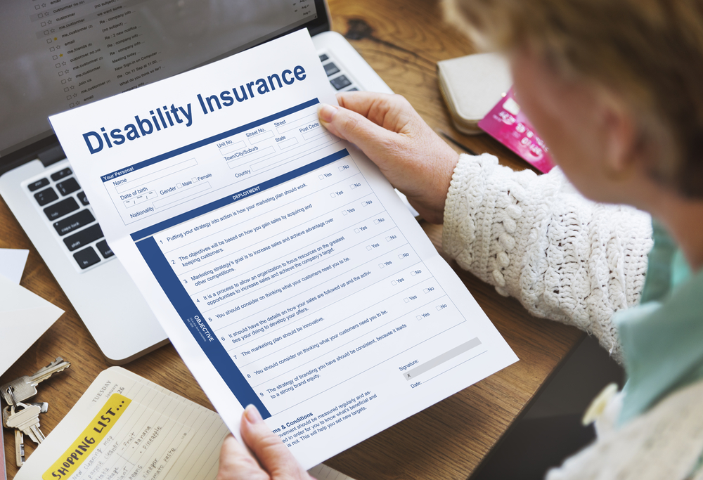 Reliaance Standard Disability claim denial appeal