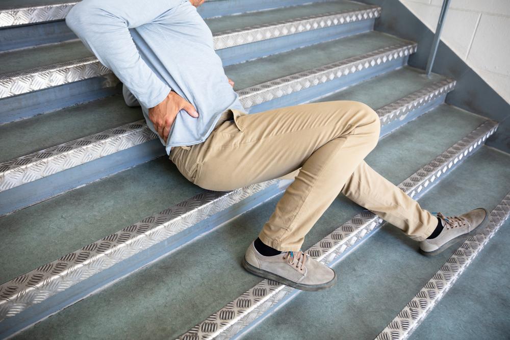 slip and falls in Kanasas City