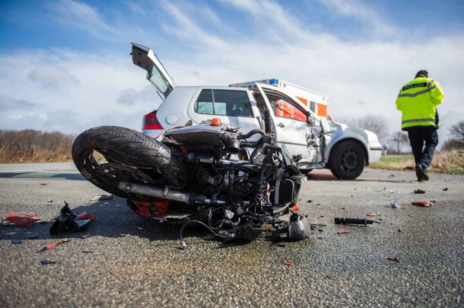Complete Guide Motorcycle Accident Kansas & Missouri lawyer