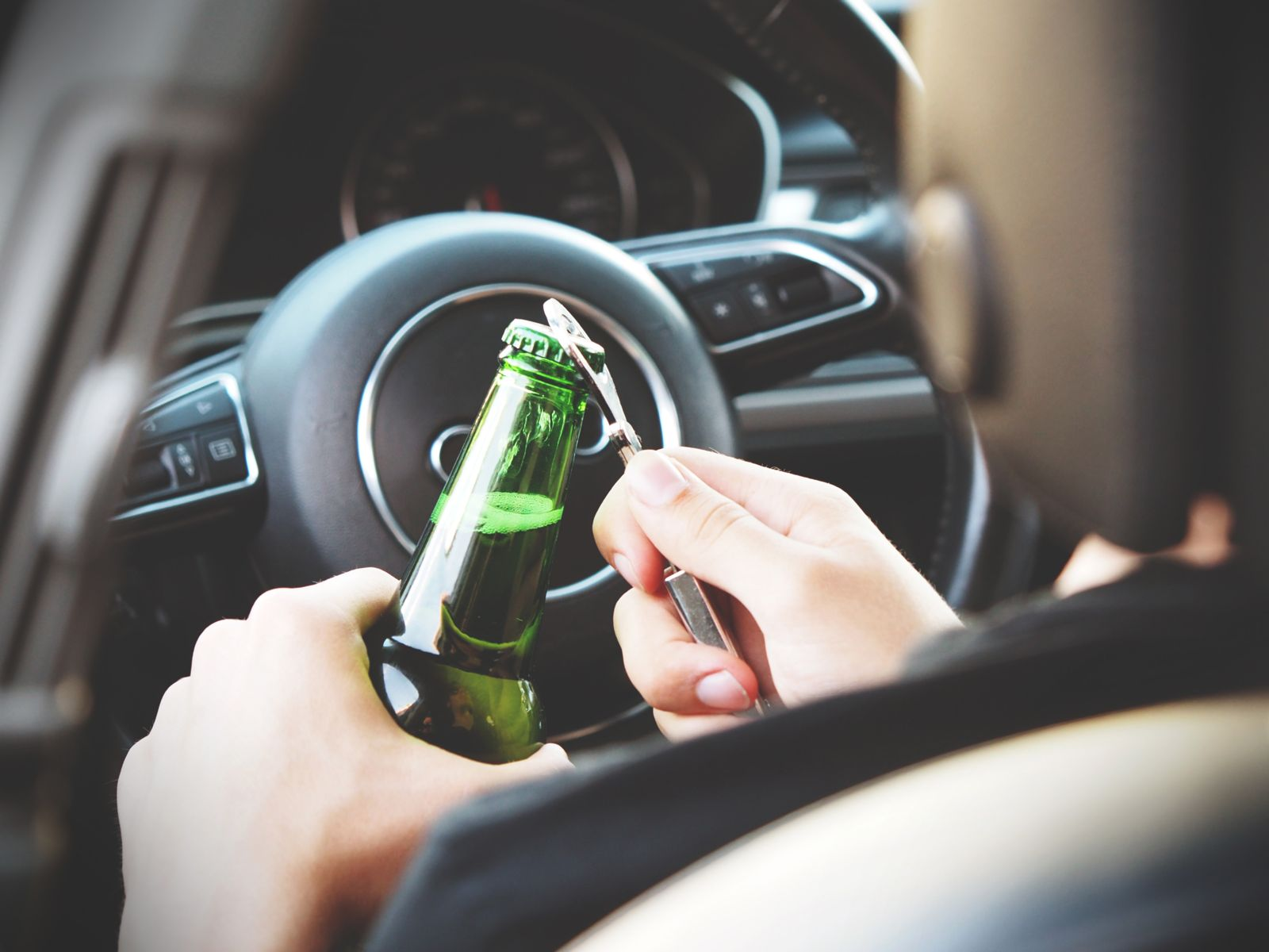 Most dangerous time for drunk drivers Kansas City