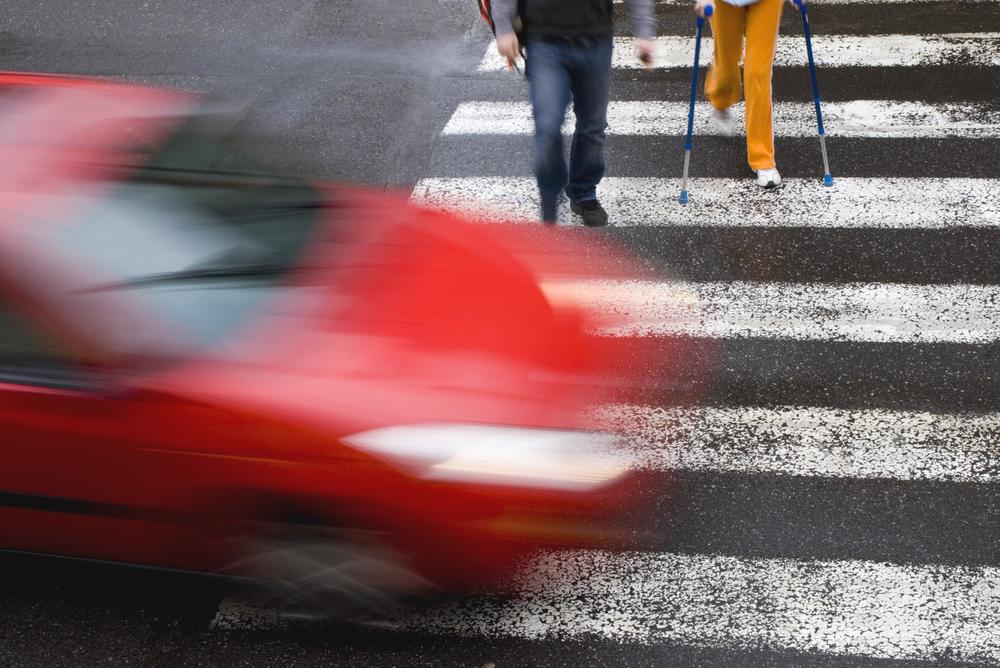 crosswalk injury accident kansas city missouri