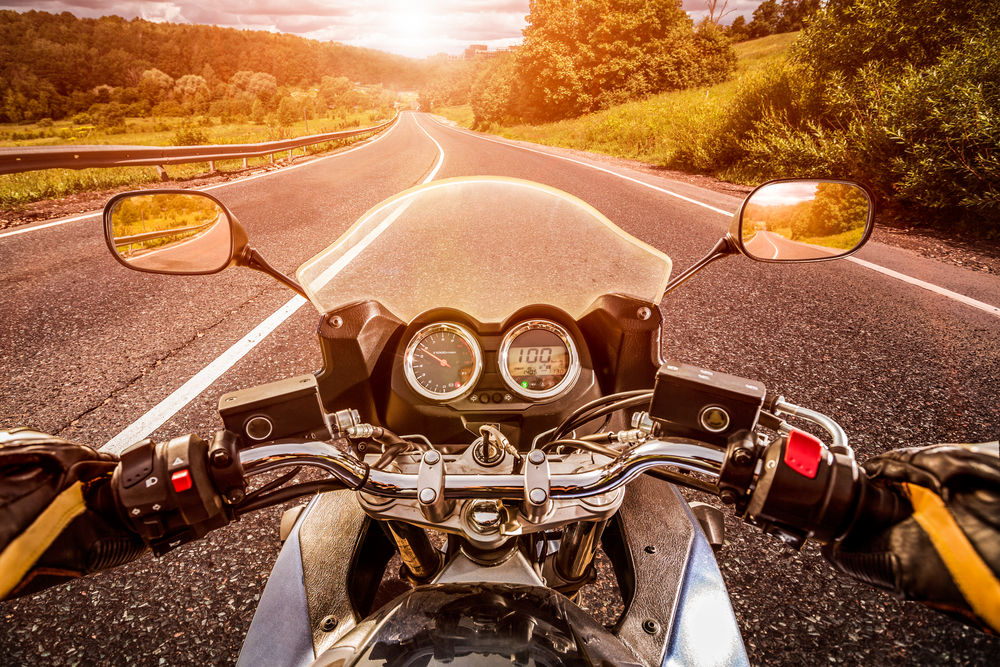 motorcycle crash blame rider kansas Missouri