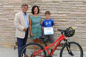 Carter Dole Barberi Law Firm's Bikes for Kids 2016 Winner