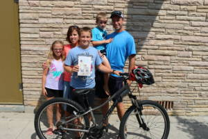 Jackson Beery Barberi Law Firm's Bikes for Kids 2016 Winner