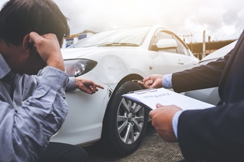 A car accident attorney can help you navigate the insurance company's investigation