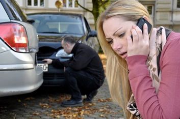 Parking Lot Car Accident Attorney and Doctor Referrals