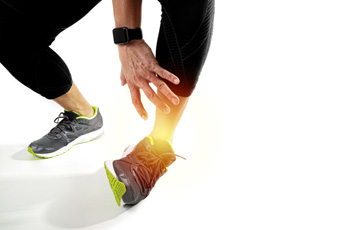 ankle sprain from car accident in minnesota