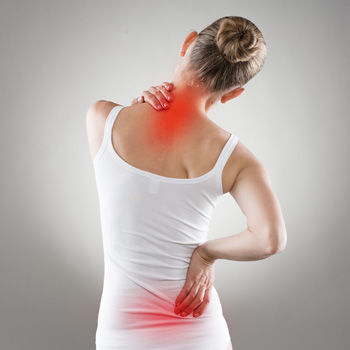 Minnesota car accident common back & neck injuries