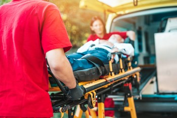 Doctor and Lawyer Auto Accident Referral for a Rollover Accident
