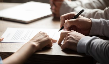 You can fire an attorney with no money upfront. Rosenberg Law Firm